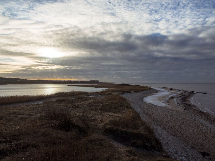 """Landscapes With WhiteWall 🌾""""mein"""" Strand Ocean Baltic Beautiful Day Ostsee Ostseeküste Nature Baltic Sea Riedensee Kühlungsborn Beachphotography Winter Travelling Peace And Quiet Beach"""