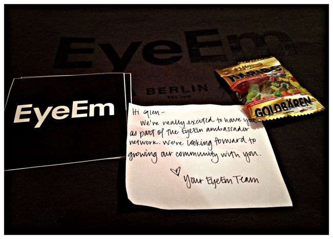 Thanks EyeEm. Received my Package Today. EyeEm Ambassador EyeEm Newfoundland EyeEm