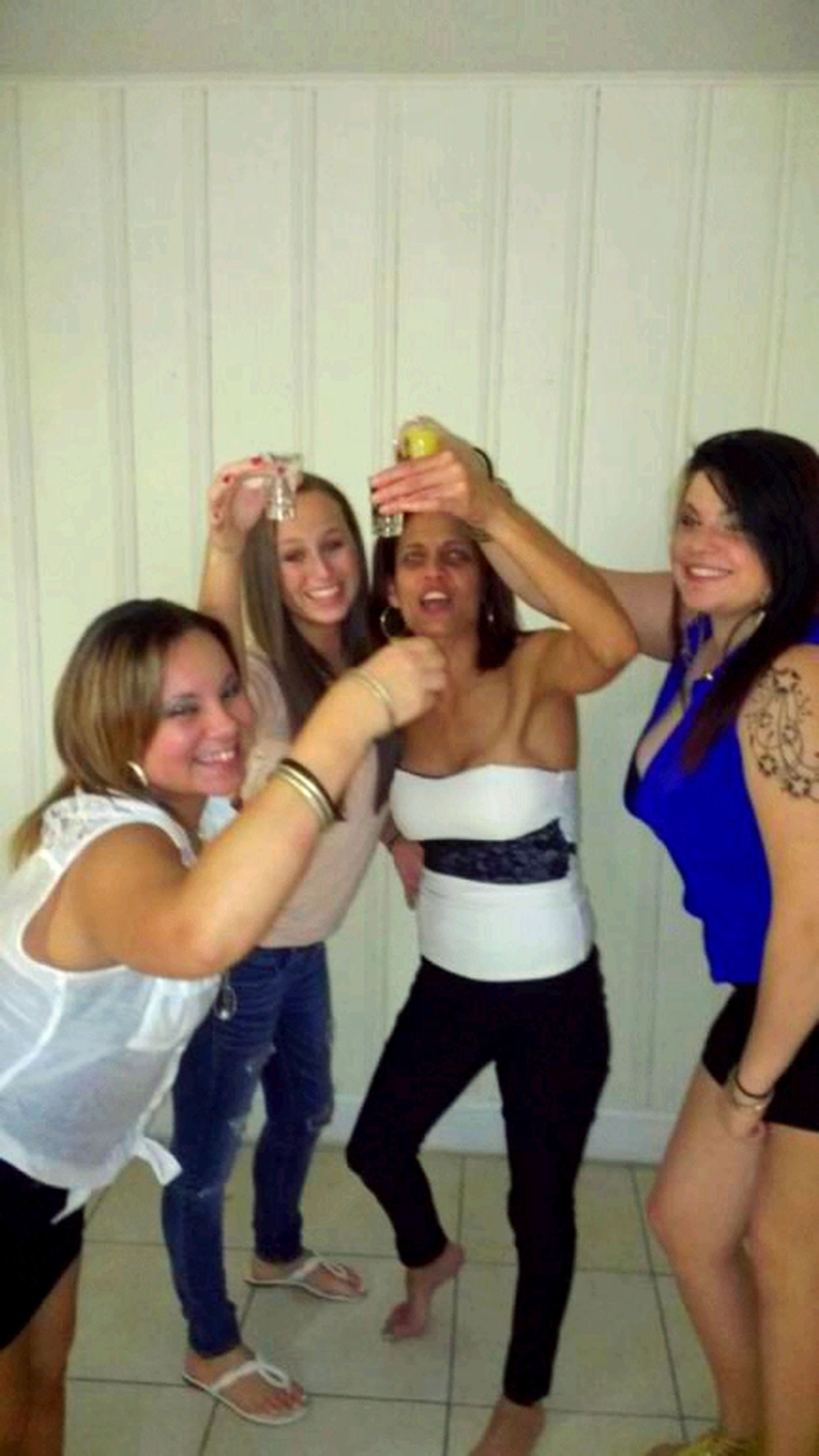 New years with my babies <3