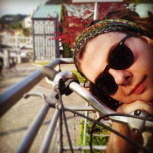 Ok a laveno in bici sono arrivata...ora devo tornare indietro però ahhhhha!! Sunnyday Bycicleday Afternoon Laveno laveno imbarcadero pistaciclabile iltuosolemiriscada tuttomiparladite ilquadro racconta dellautore ♥♥♥