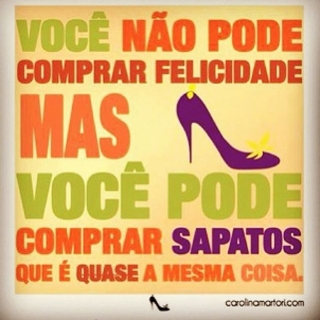 Lógico! Sapato  Amô Adoro Love instalove insta salto felicidade n33 pé de princesa sou uma princesa ???
