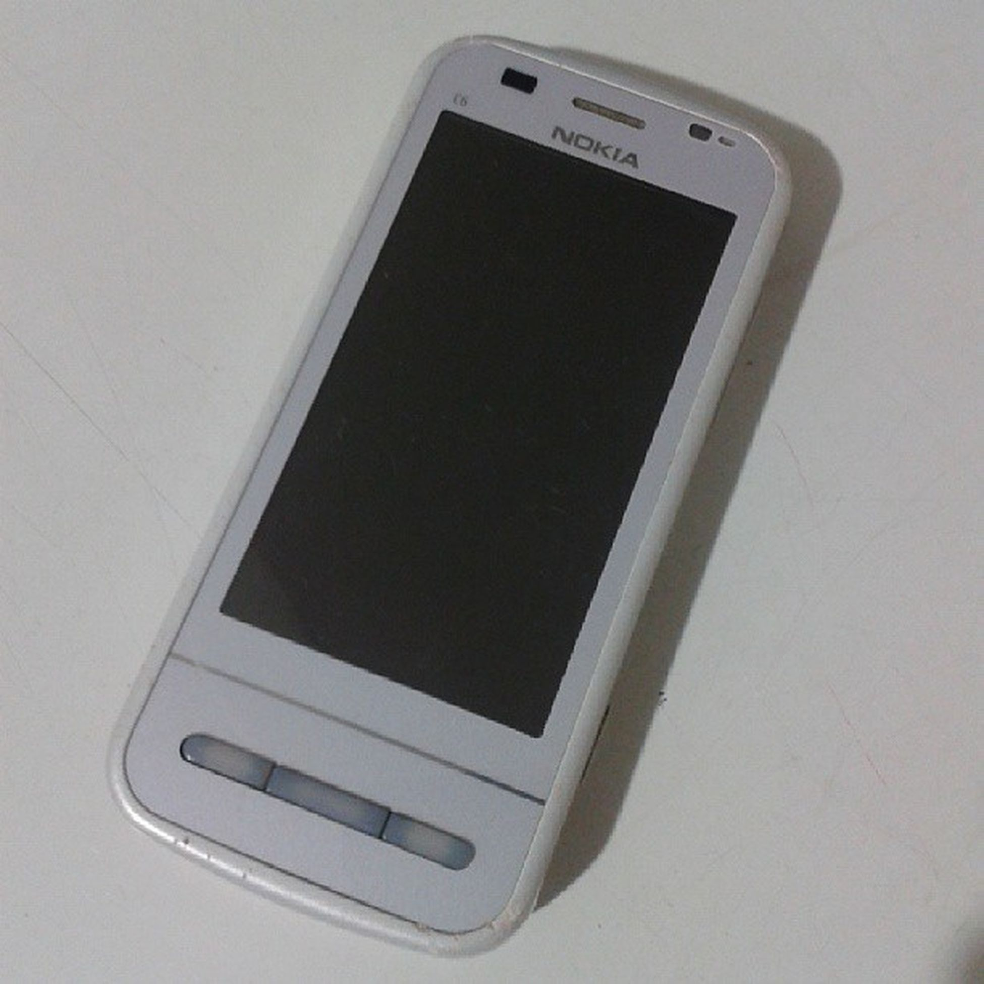 Missthisguy Been Together Through better and worse nokia old phone retired white toughguy 2a2wazalame