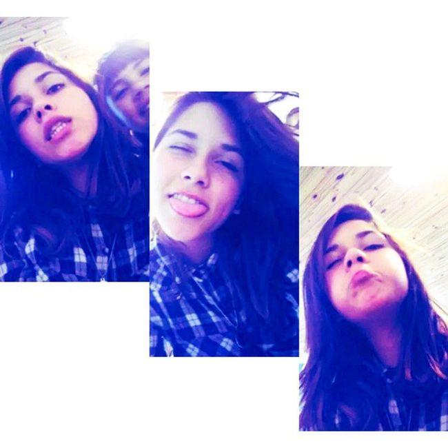 A mi me da paja escucharte Cande Calu Me Yo bored instaboring selfie 3 tres collage violeta lengua instamoment instaselfie instachota instapic instasize instaboluda instadura instabae bae lmfao cancer