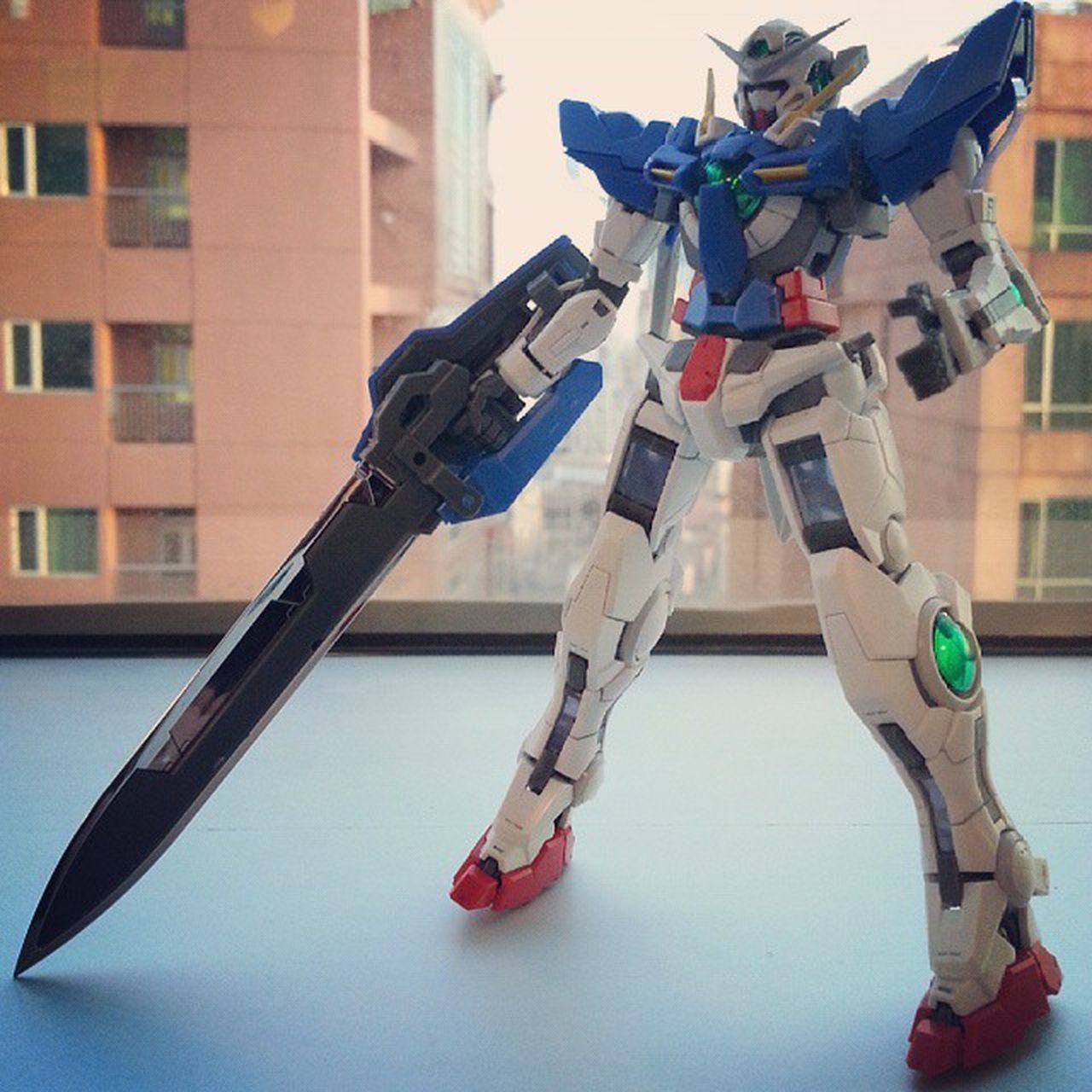 I remember the exhilaration seeing an image of the Gundam in tokyo, japan while browsing in the net. And brought this to life. Gundam Classictoys Scale  Iwanttogotojapan いちばん