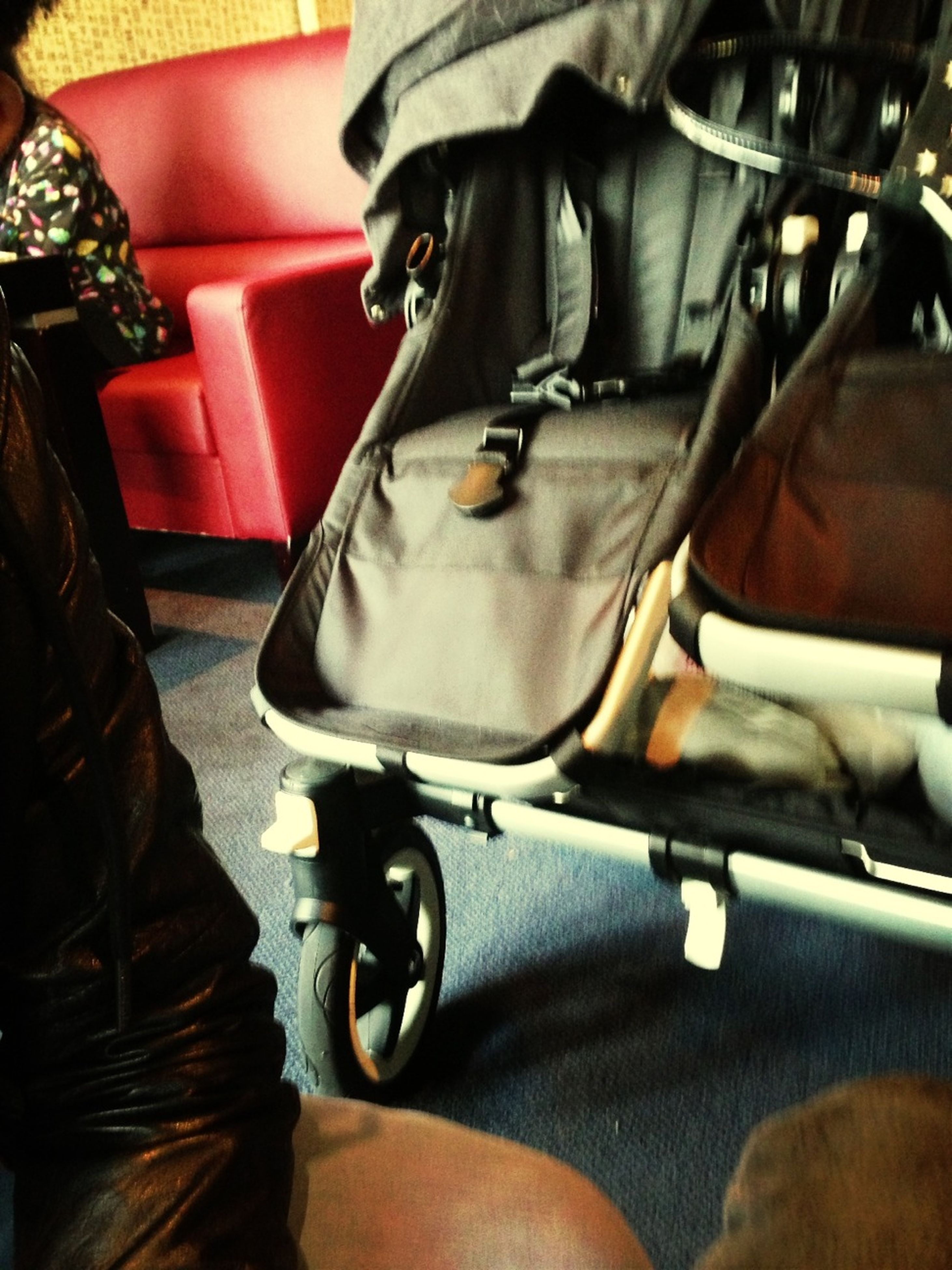 indoors, sofa, relaxation, car, sitting, red, transportation, mode of transport, chair, close-up, seat, sunlight, land vehicle, day, textile, no people, bed, window, part of, comfortable