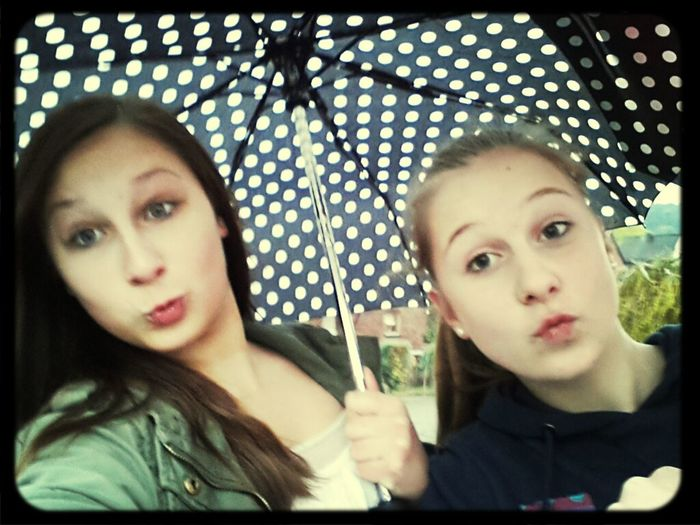 Funny Day With Rain ♥