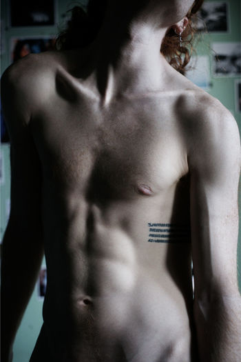 SELFIES Adult Close-up Day Georgian Georgian Boy Human Back Human Body Part Indoors  Lashafox Lifestyles Men Muscular Build Naked_art One Man Only One Person Only Men People Real People Self Improvement Self Portrait Selfie Shirtless Standing Tsertsvadze Young Adult