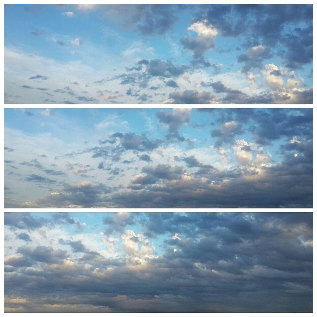 Cloud - Sky Sky Blue Cloudscape Water Beauty In Nature Tranquility Sea No People Nature Outdoors Scenics Day Horizon Over Water Sun Kadrajımdanyansıyanlar Kadrajturkiye Samsung Galaxy S4 Nature Kadraj_turkiye