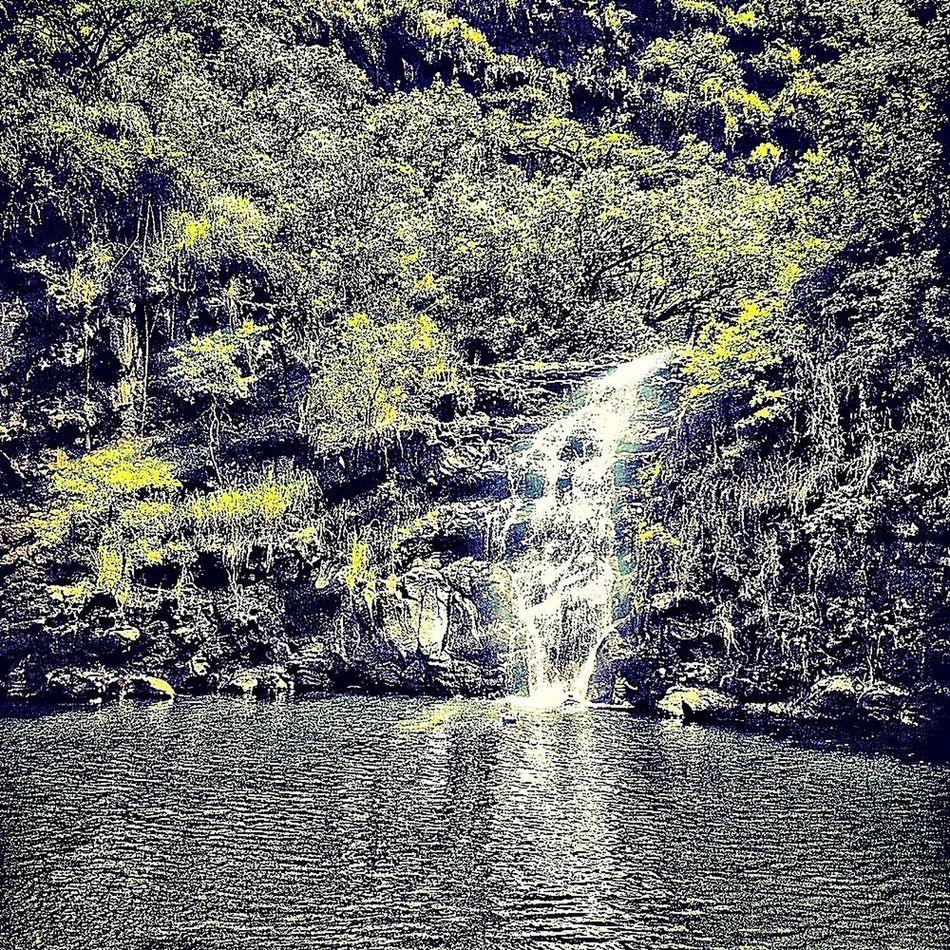 Waterfall Relaxing....