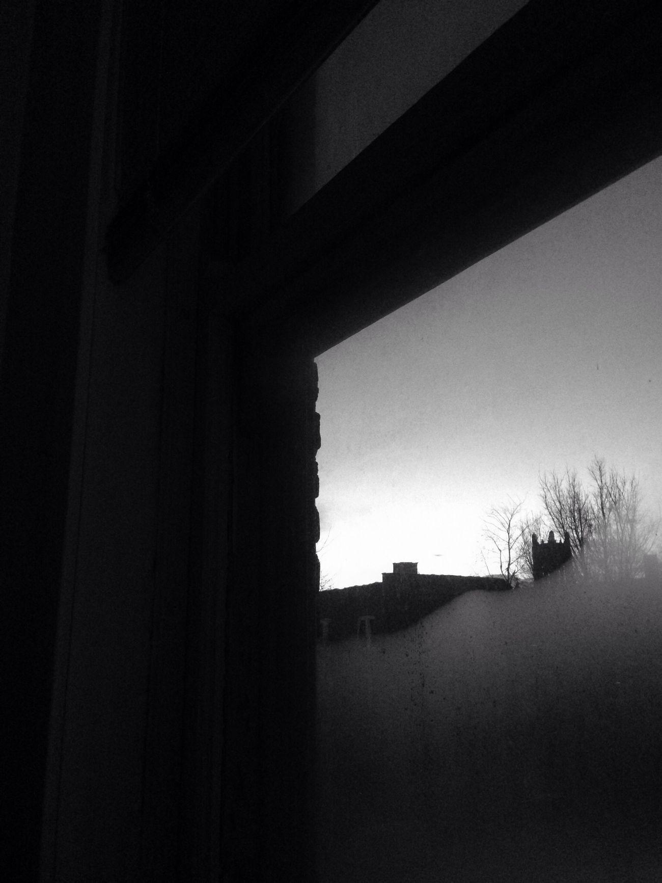 today Mornings Blackandwhite Wake UpWinter
