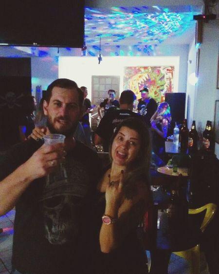Bar Showderock Curitiba, Brazil Lugares Porai Rock show de rock da banda snaz 🤘 First Eyeem Photo