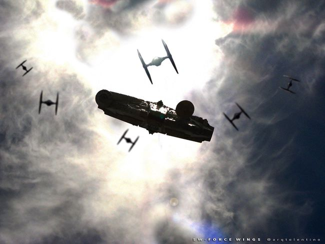"""SW - FORCE WINGS. Mi homenaje al trailer de """"ROGUE ONE"""" que se estrenó hoy. / My tribute to the trailer for """"ROGUE ONE"""" wich opens today"""". Toycommunity Toptoyphotos Toyslagram_Starwars Disney Starwars Toysphotography TheForceAwakens Rogue One Toysoutdoors Tiefighter Milleniumfalcon"""