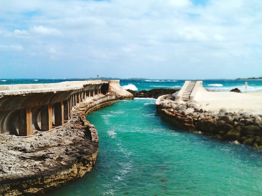Summer Views Enjoying The View at Atlantis, Bahamas.  Bahamas Bahamas. Nassau, Bahamas The Bahamas Nassau Protecting Where We Play EyeEm Best Shots