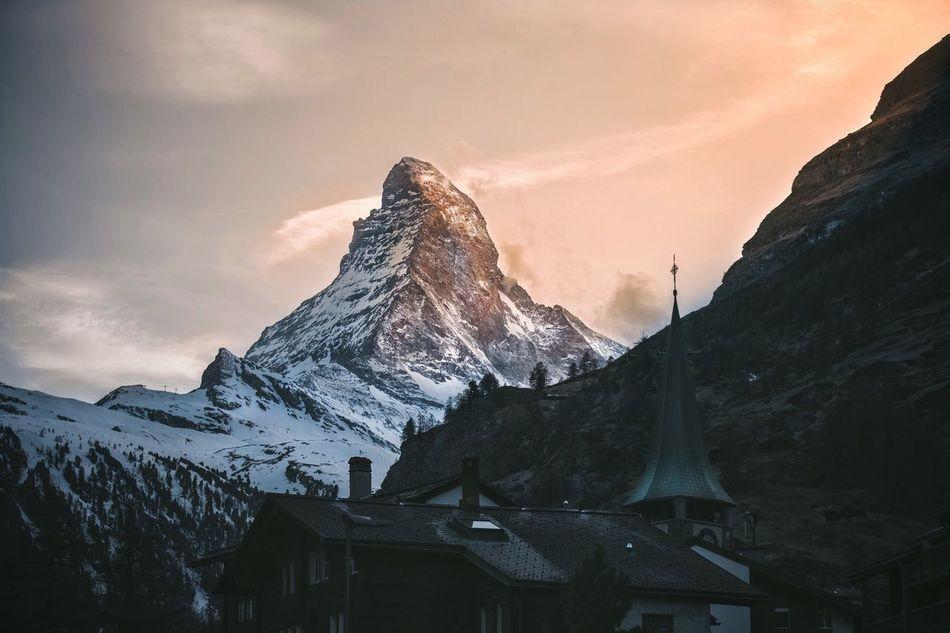 The Secret Spaces Mountain Mountain Range Cold Temperature Beauty In Nature Outdoors Landscape Peak