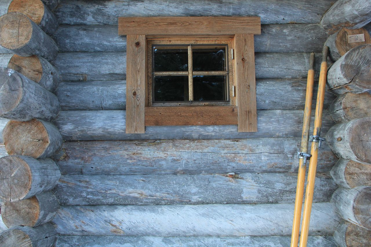 Built Structure Wood - Material Architecture Building Exterior Window No People Outdoors Day House Close-up Paddle Paddles Vintage Vintage House Sauna Wooden Texture Wooden Pattern Texture Finland