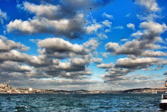 Turkey Istanbul Skyporn