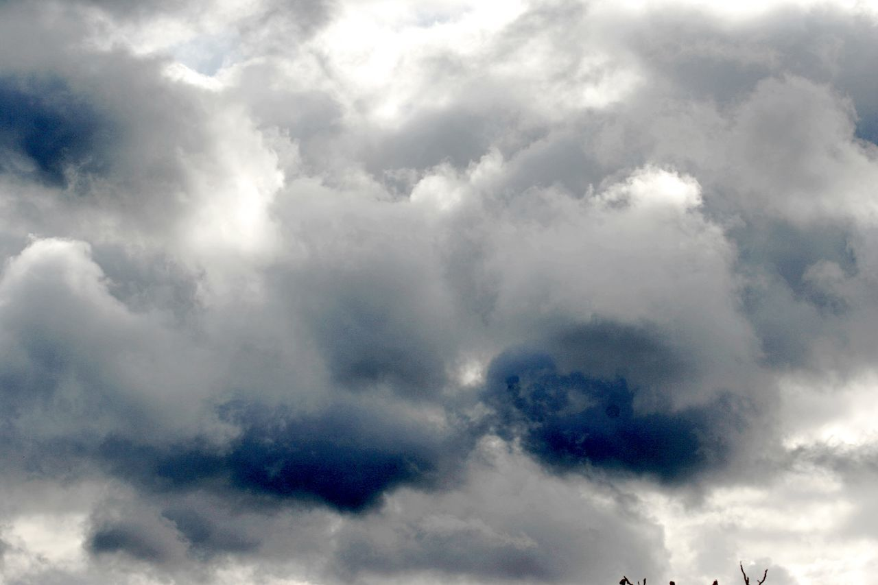 Backgrounds Beauty In Nature Cloud - Sky Cloudscape Day Full Frame Low Angle View Nature No People Outdoors Scenics Sky Sky Only Storm Cloud Weather