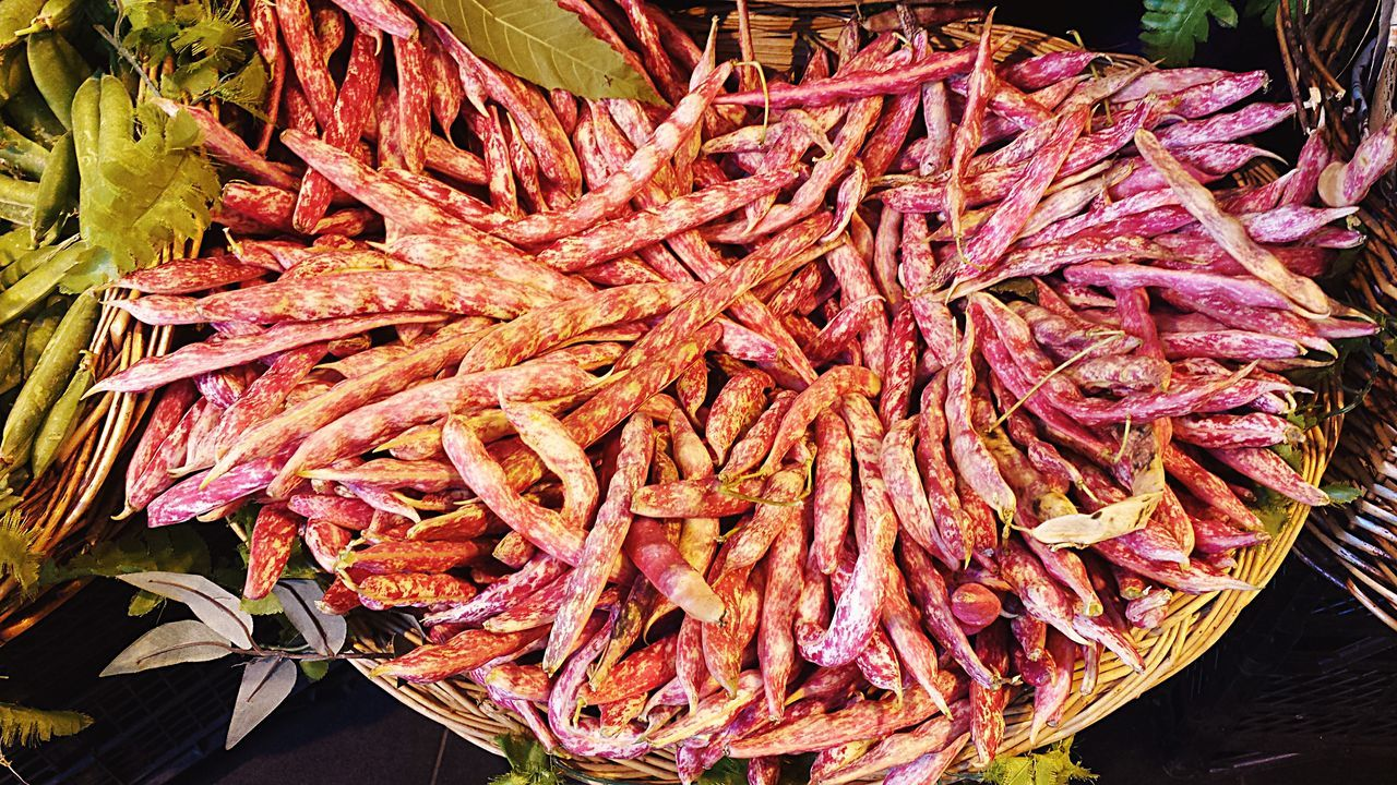 'Barbunya Beans' Turkey Beans Market Barbunya Food