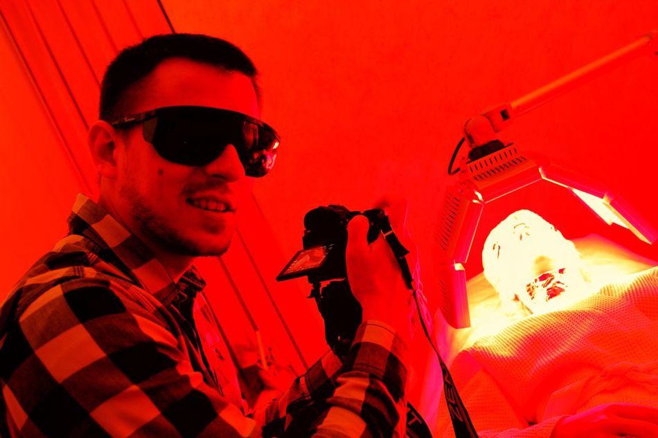 оператор всея Patron-Film'а Павел Тырин портрет Red Men человек Jeternel камера