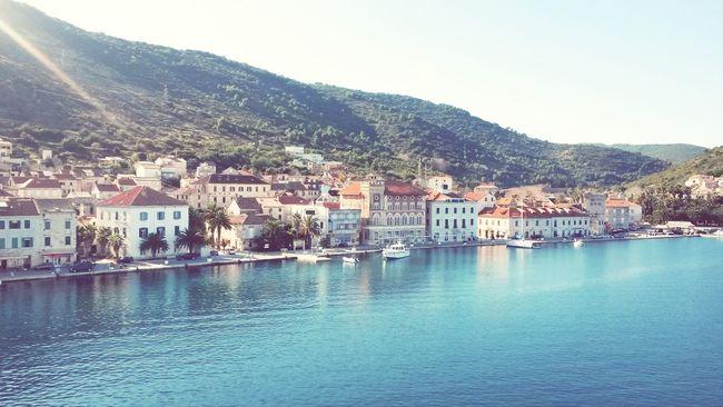 Enjoying Life Relaxing Croatia Vis