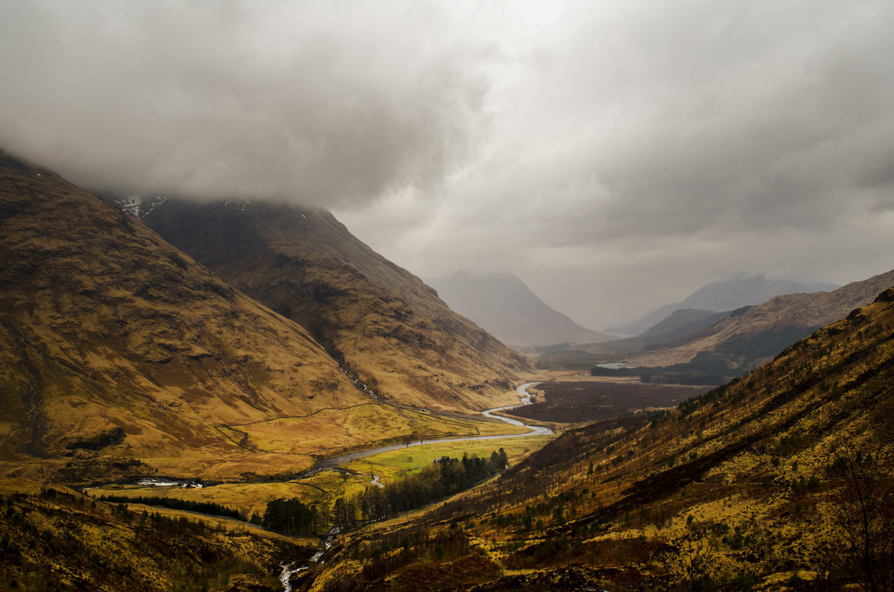 Beautiful stock photos of scotland,  Beauty In Nature,  Day,  Horizontal Image,  Mountain