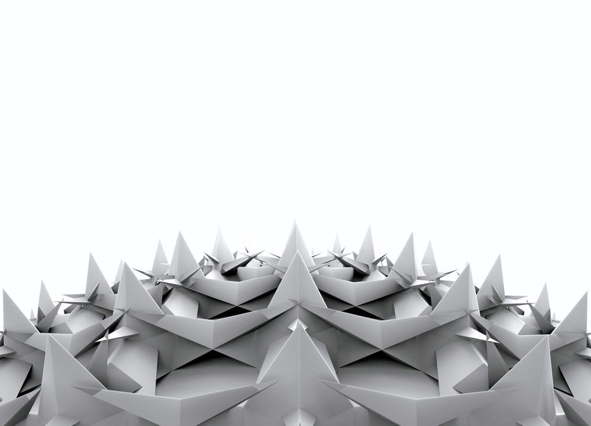 Abstract gray sharp triangle shape ground with copy space white background BlackDrop Copy Space Graphic Modern Objects Shape Abstract Art Creative Dangerous Design Gray Polygon Shadow Sharp Triangle White Background
