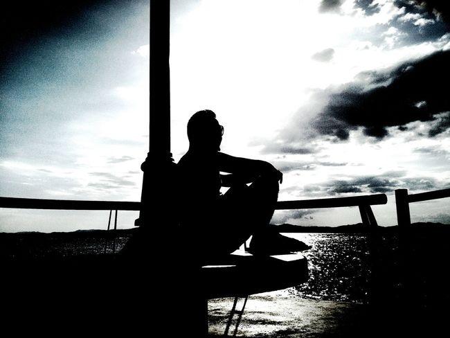 Inspiración! Puntarenas, Costa Rica Good Morning Enjoying Life Puravida Costa Rica Pura Vida ✌ Costa Rica Y Su Naturaleza Sea Black&white Blancoynegro