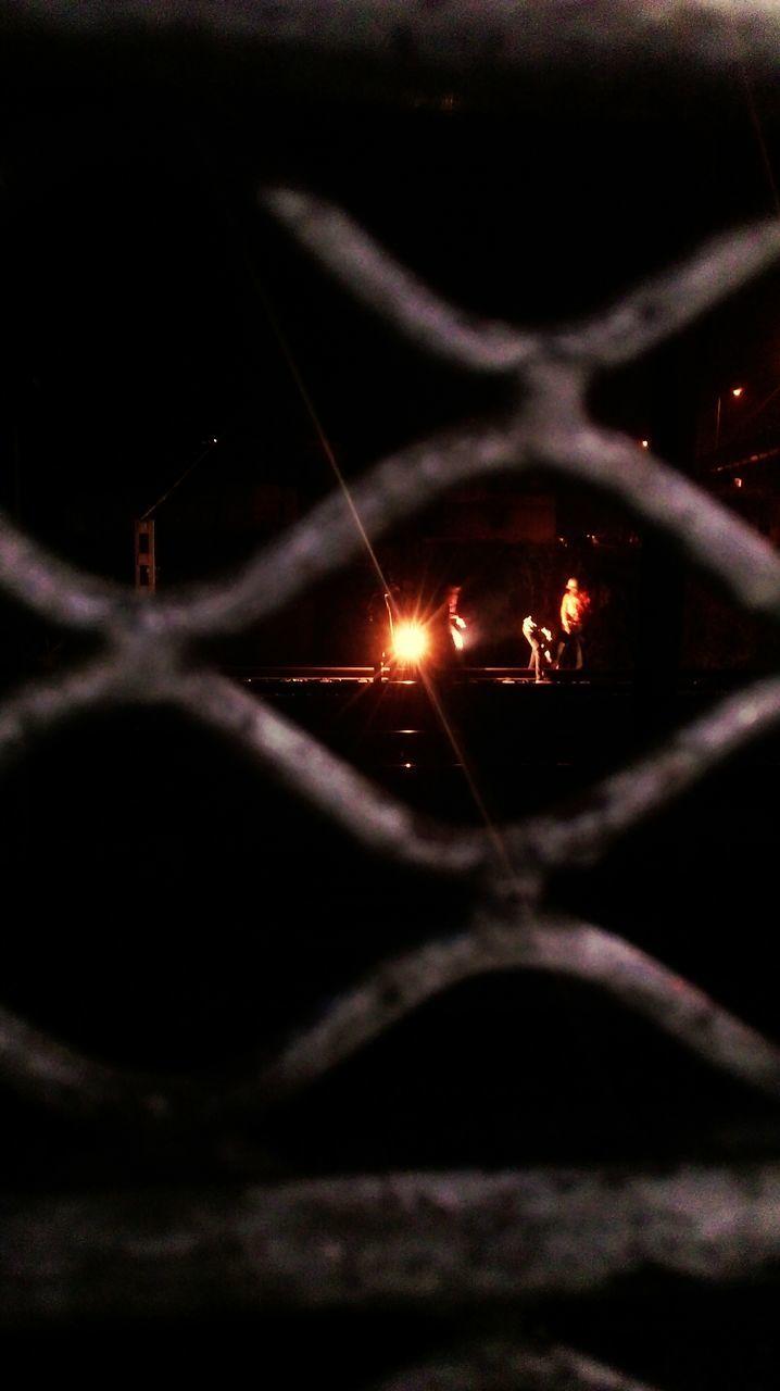 night, illuminated, burning, no people, flame, close-up, outdoors, sky, nature