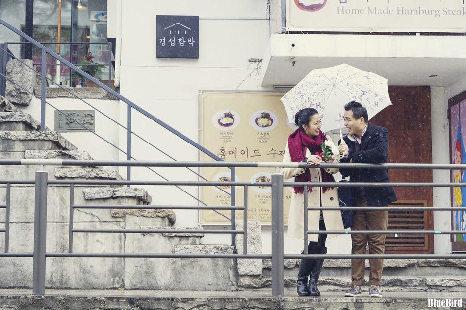 Portrait Landscape Korea Couple Winter Snapshot Datesnap Lovely Snow Day Romantic❤ EyeEm Best Shots