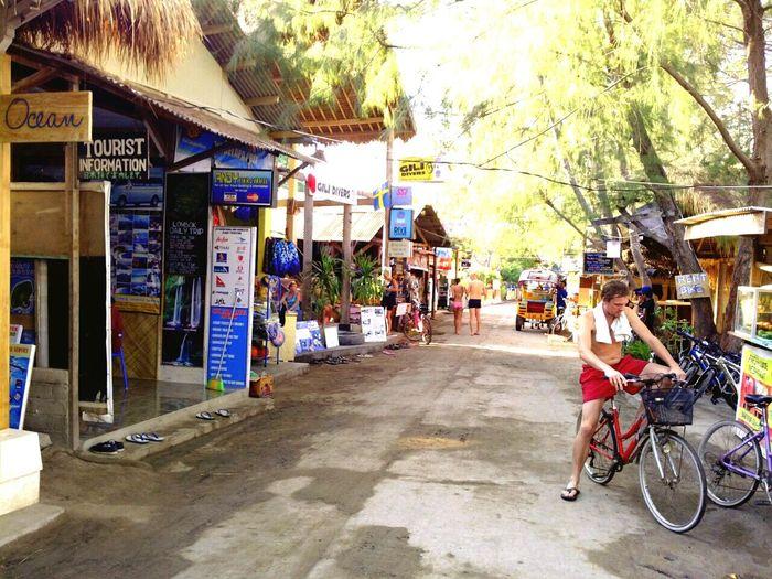 Gili Trawangan @lombok island