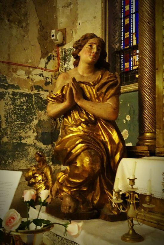 Statue Religion Ange