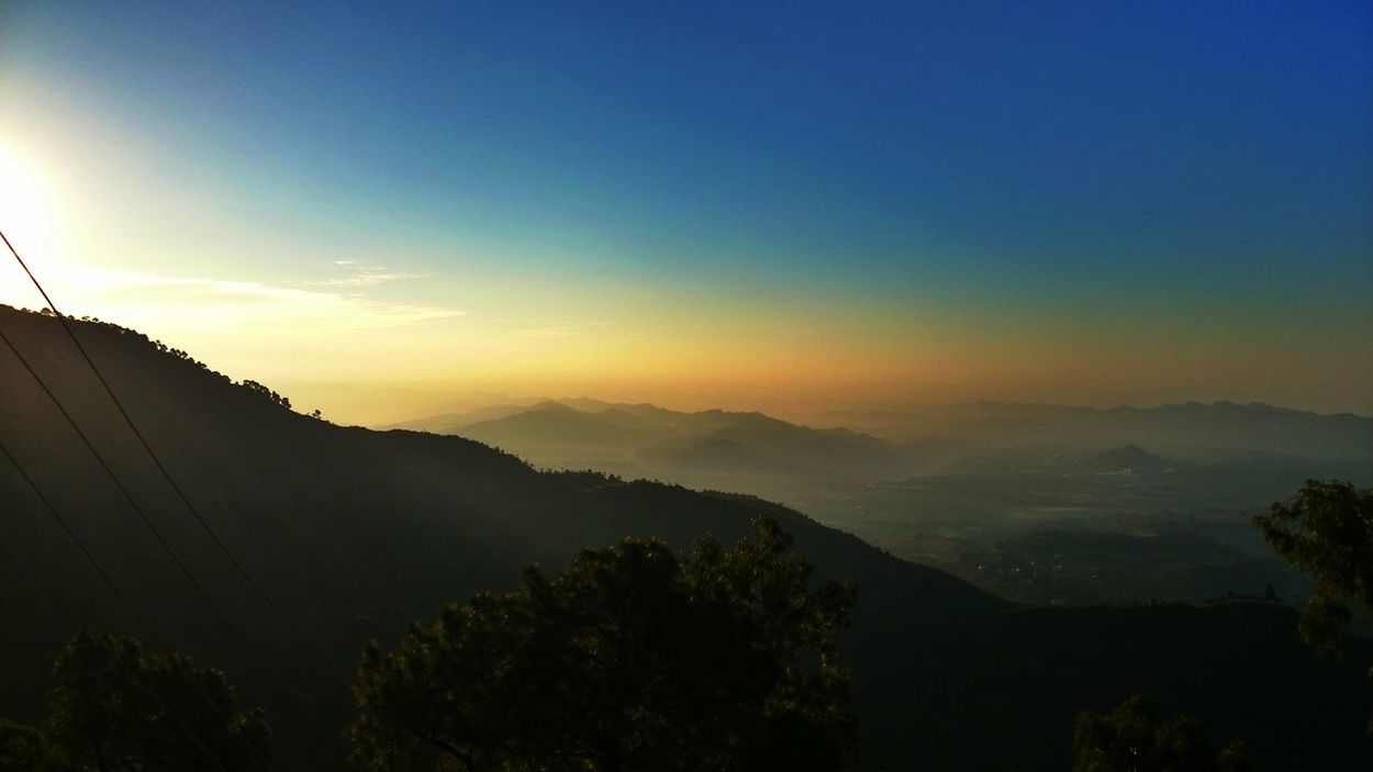 Jammu And Kashmir Xperiaphotography XperiaZ1 Z1photography Vaishnodevi Vaishno_mata Morning Landscape Sunrise Sunrise_Collection Morning Sky Mountain View First Eyeem Photo Katra Xperia Photography