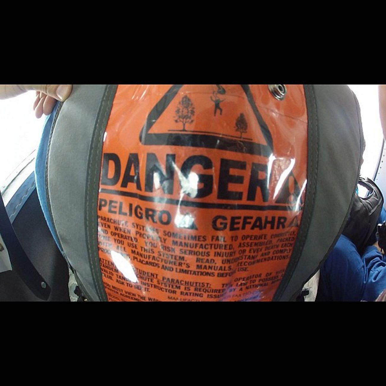 DANGER‼ Sky Guam Gopro Skydive Freefall Hafaadai グアム スカイダイビング Skydving ソラトビ