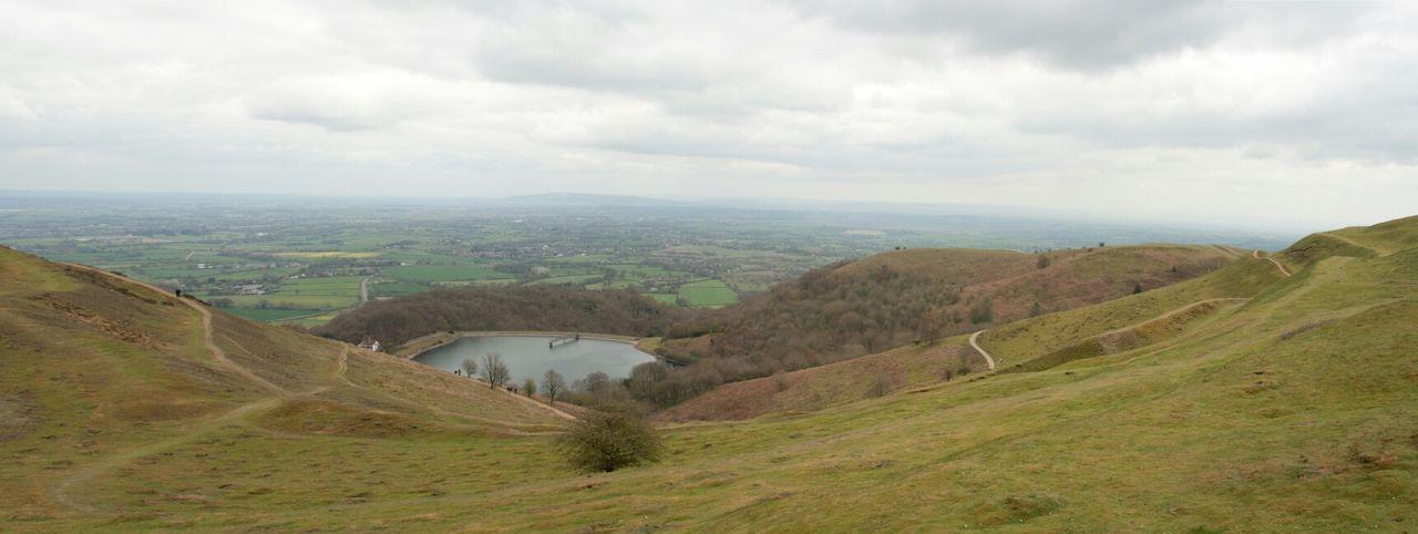 Malvern Hills British Camp Countryside Countryside