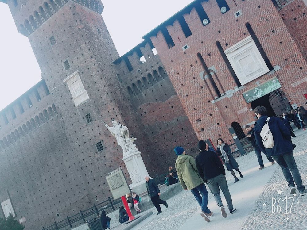 Castel Castello Sforzesco Castel City Italy🇮🇹 Mybeautifulcity 😊 History Love To Take Photos ❤ Italy❤️ Cairoli DuomoDiMilano