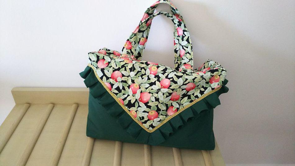 EyeEm Selects Handmade Bag Original Green Only One Bag Big Bag