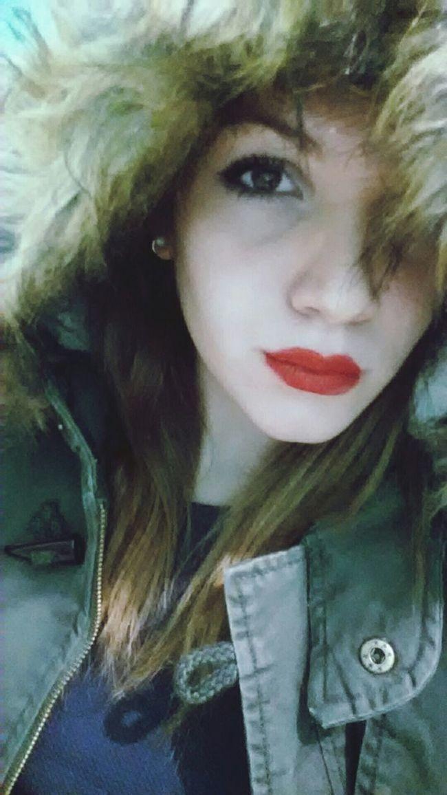 Very happy..😩👎💋 Italiangirl 💋 Happy Hello World Ifilosemyself Redlips💋 Sweet♡ Iwanthugs Autumntime Colors Photos