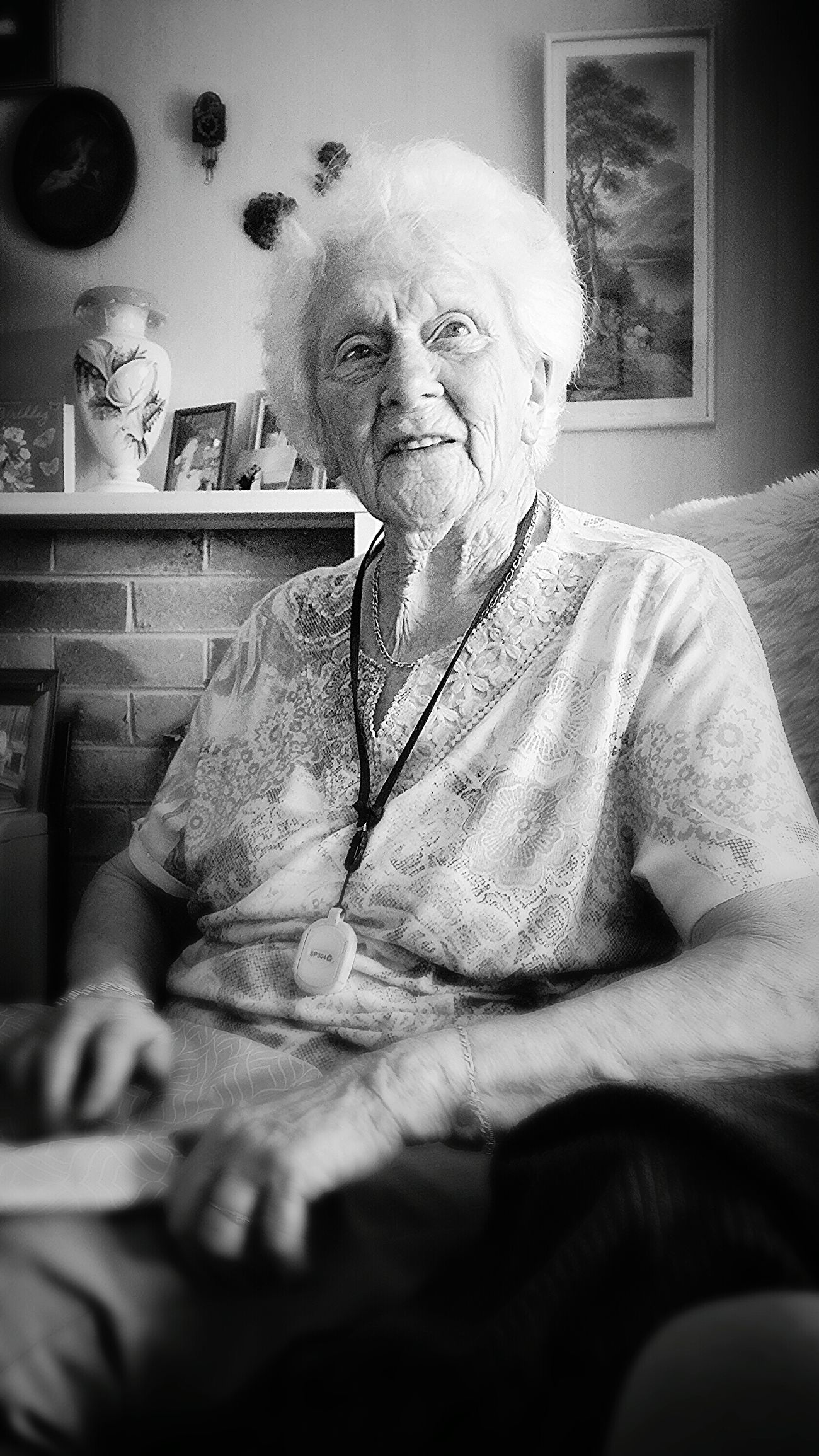 Melbourne Rocks Photography Black & White Blackandwhite Portrait Black And White Portrait My Nan 96 Lady The Most Beautiful Lady In The World