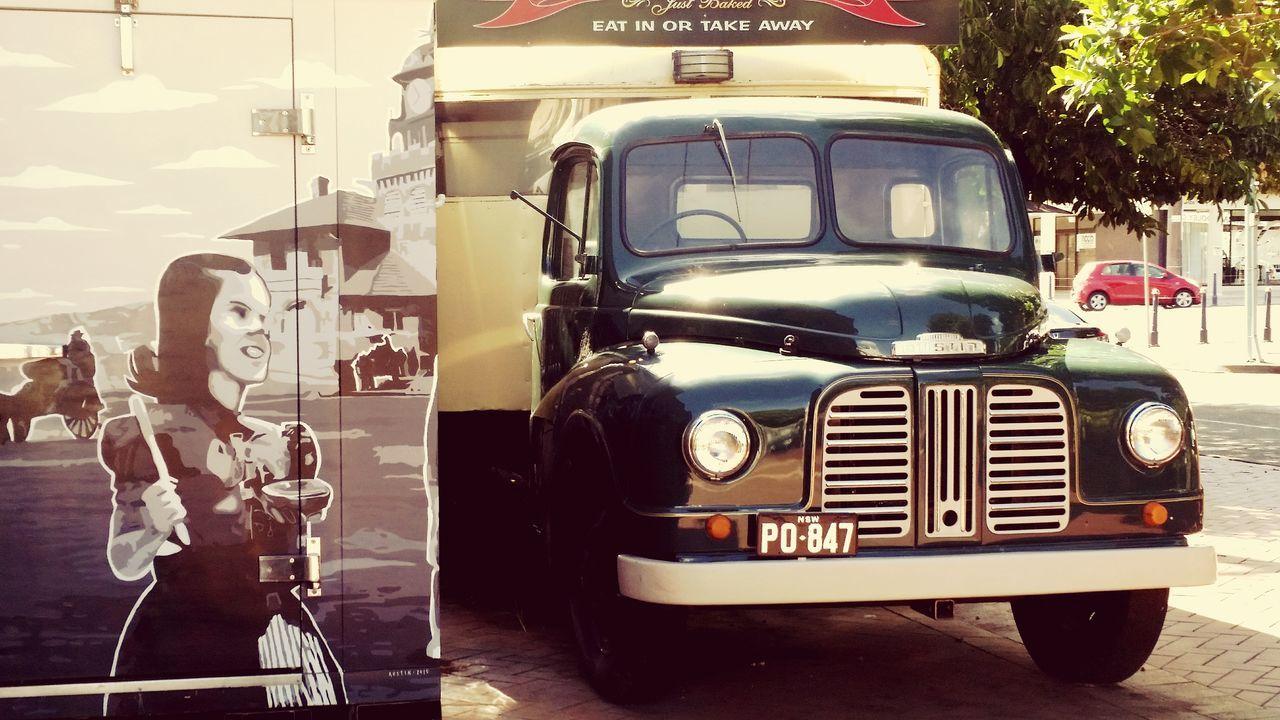 Vintage Moments Vintage Cars Urbanphotography Truck Vintage Photo Lismore