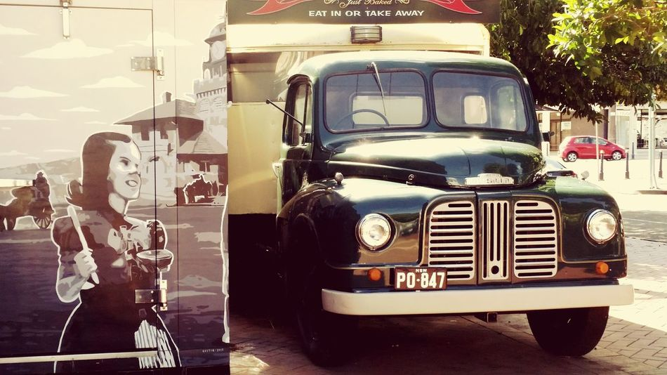 Vintage Moments Vintage Cars Urbanphotography Truck Vintage Photo Lismore