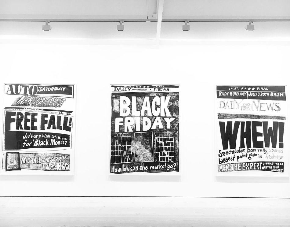 Saatchi Gallery December 2016