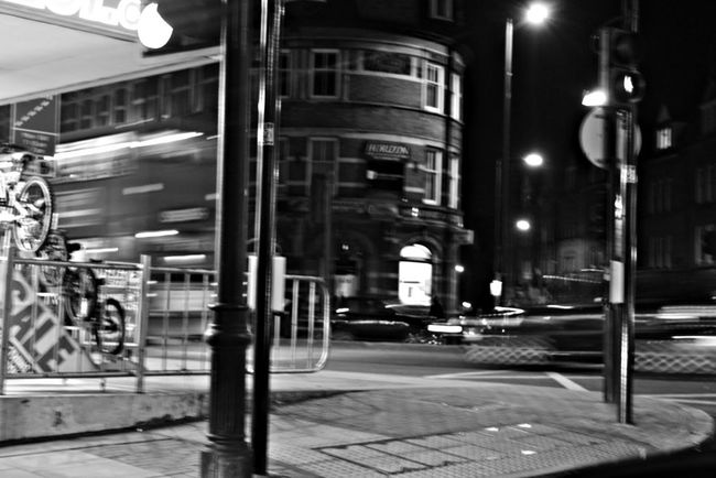 Movement Stopping Time Buses Streatham