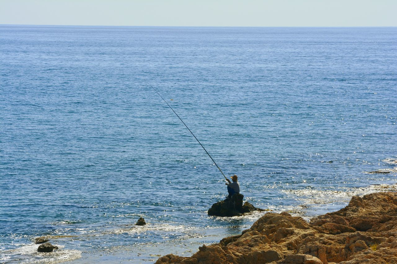 Sailer Sailing Sail Lebanon Mediterranean  Med Sea