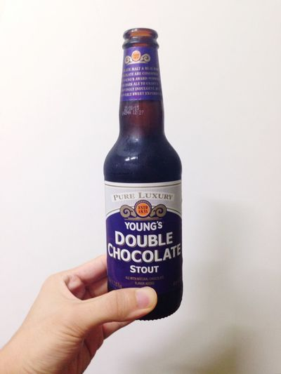 Double Chocolate Beer Beerporn Stout UK Brewed stout 초코렛향 나는 흑맥주