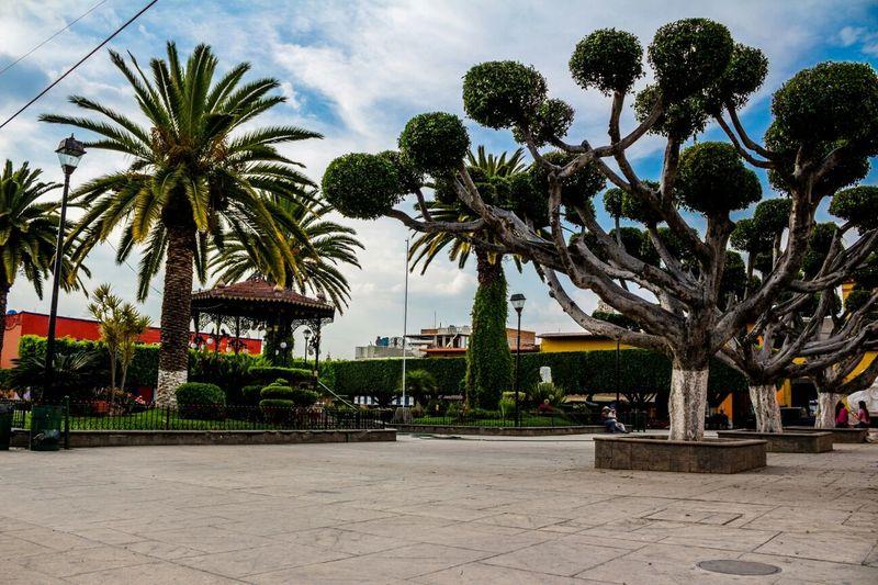 Plaza principal de Cuquío. Kioscos De Jalisco Kioscos Y Templos Kiosco  Street