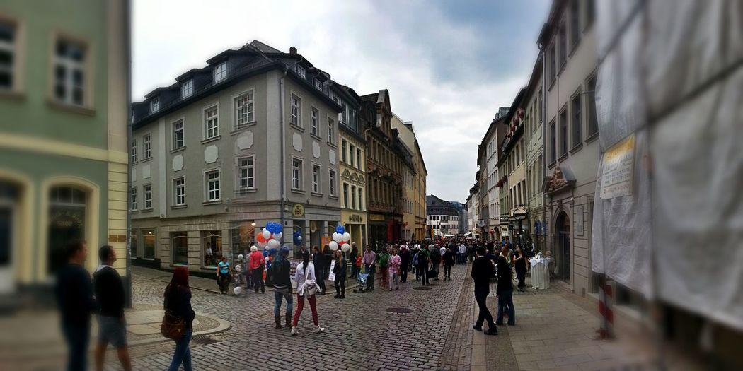Gera Stadtfest Panorama Autentic Moments