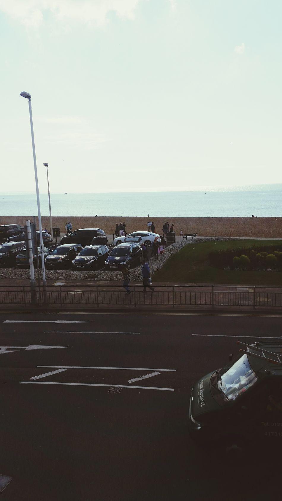 Good Morning Sea View Sunnyday☀️ Busy Life