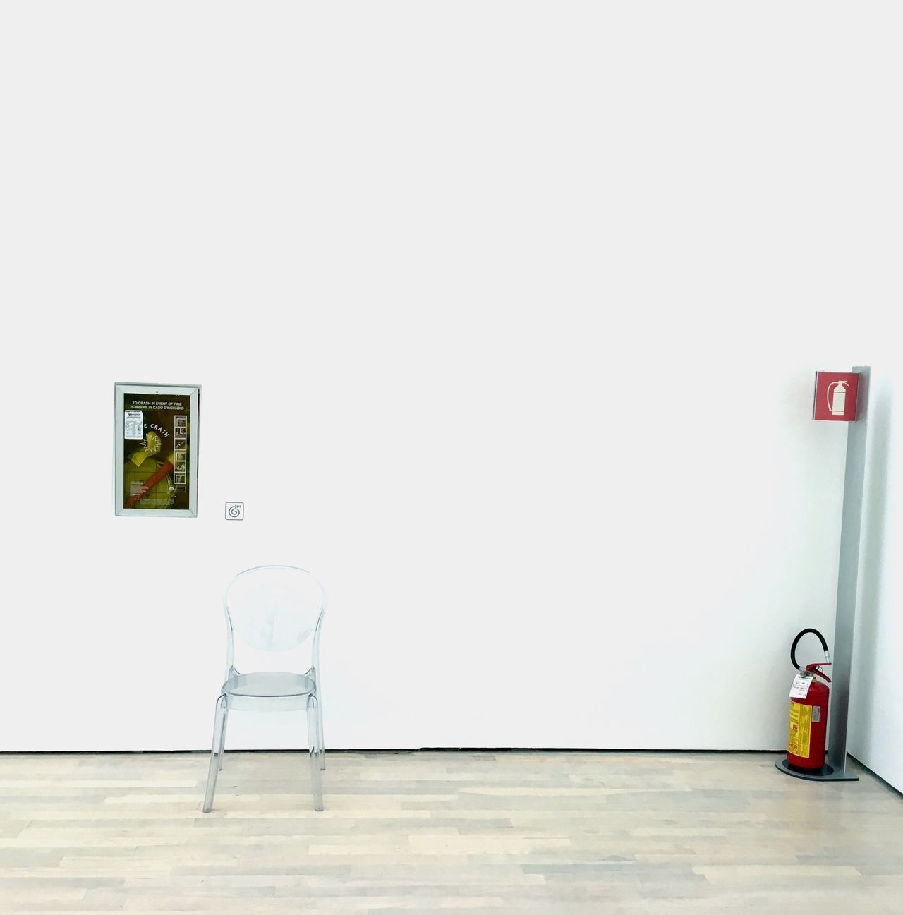 Fading Art Absence Art Contemporary Art Contemporaryart Empty Emtyness Kartel Missing Museum White