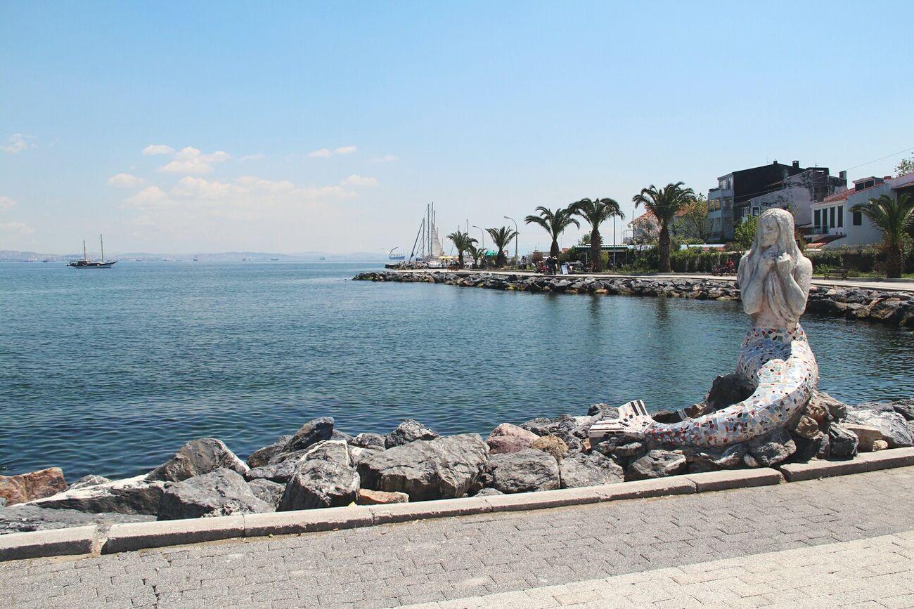 Istanbul Princeislands Mermaid The Sea Of Marmara