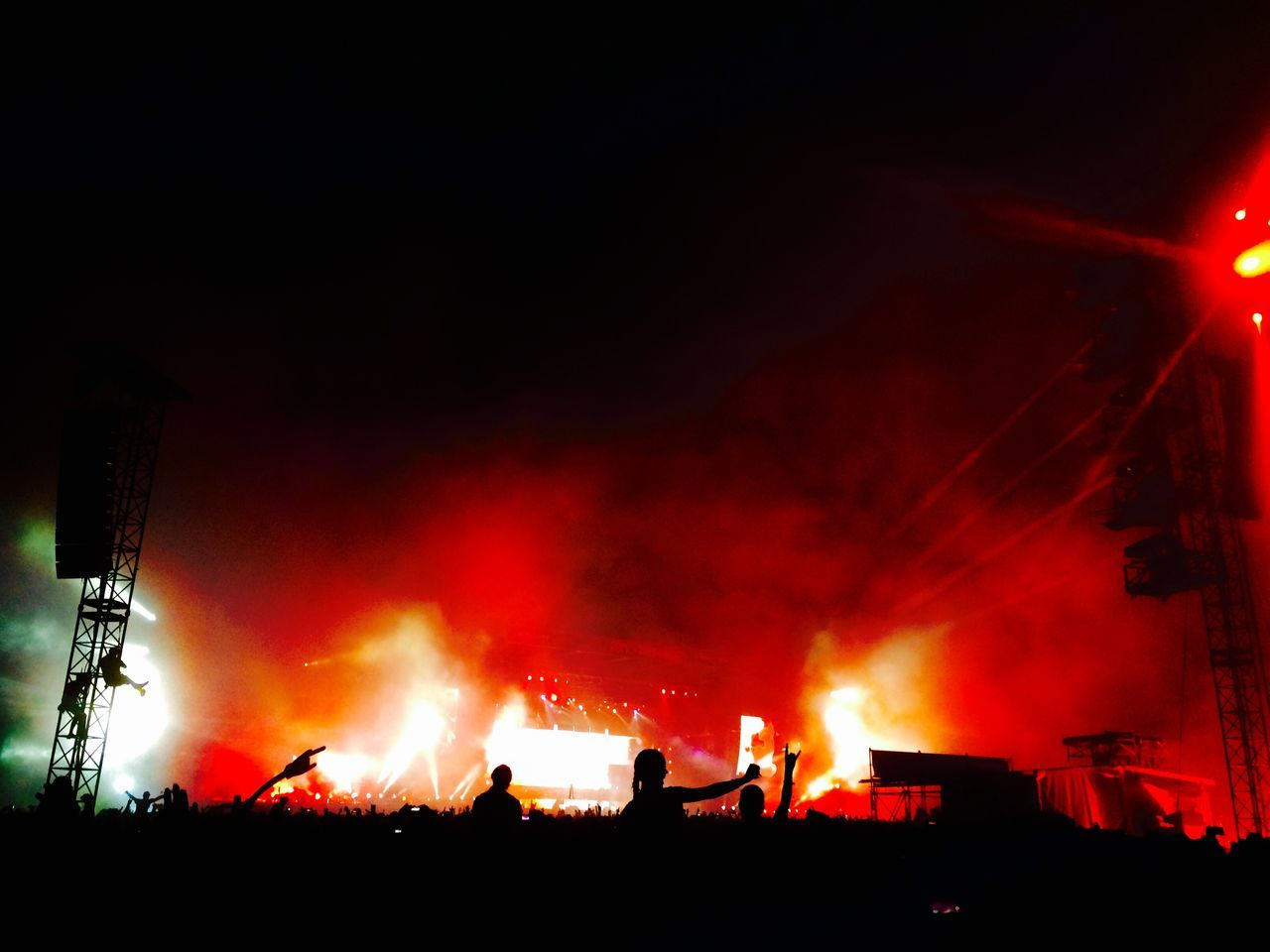 Rock am Ring Festival TheMoment-2015EyeEmAwards Dietotenhosen Summer Night Music Party People
